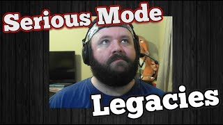 Serious Mode: Legacies - R.I.P. TotalBiscuit