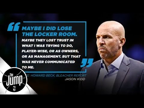 What do Jason Kidd's comments on the Bucks say about him as a coach? | The Jump | ESPN