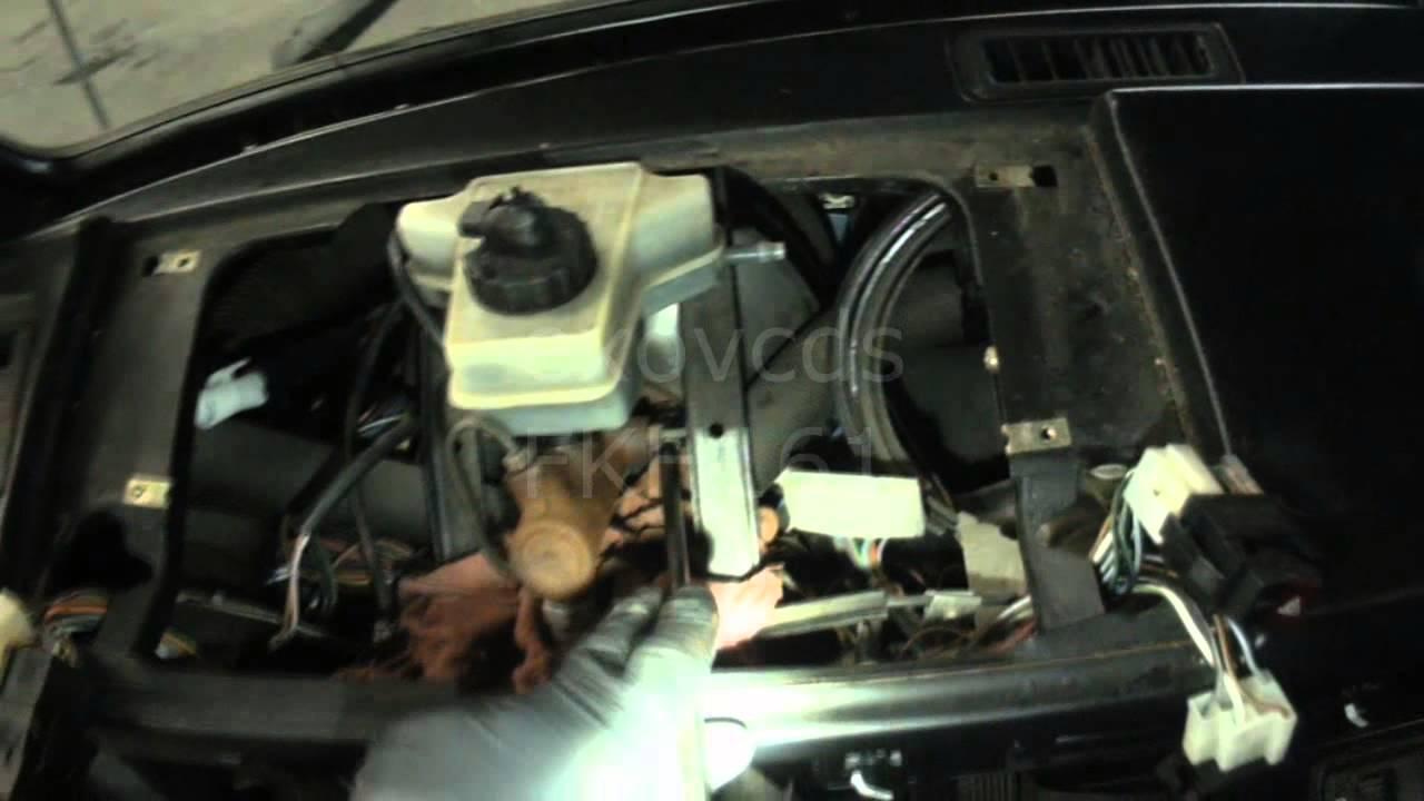 1990 vw vanagon brake fluid reservoir