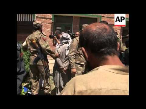 Pakistan military take journalists to Swat Valley to see results of military offensive