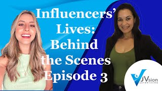 Influencers' Lives: Behind the Scenes - Episode 3 - 60K+ Followers in less than 6 Months using REELS