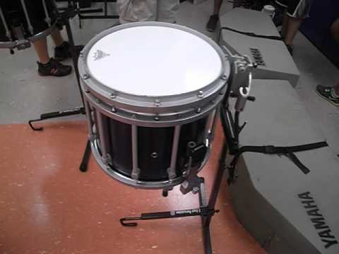2 Cool Percussion Marching Stands Snare Quad And Bass Drum