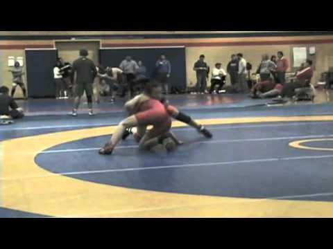 2009 Queens Open: 55 kg Terri McNutt vs. Jessica Smith
