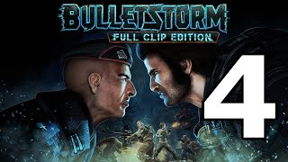 Bulletstorm Full Clip Edition Walkthrough Part 4 - No Commentary Playthrough (Xbox One)