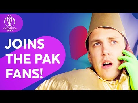 Chris Stark Joins The Pak Fans! | CWC Fan Takeover - Episode 3