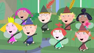 Ben and Holly's Little Kingdom Full Episode - Picnic on the Moon