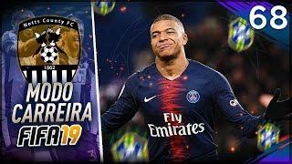 ALLEZ PARIS! O CONFRONTO CONTRA O PSG! | #68 Modo Carreira FIFA 19