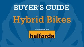 Hybrid Bike Buyers Guide