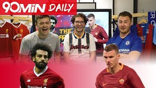 LIVERPOOL V ROMA! Can Salah destroy his old club Roma? Liverpool to slip in Champions League