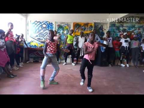 Wizkid ft Chris Brown- African Bad Gyal-YOUNG ANGELS DANCERS/choreography by Joyce Katsy