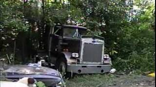 1978 Peterbilt 359 started up after 8 years of sitting