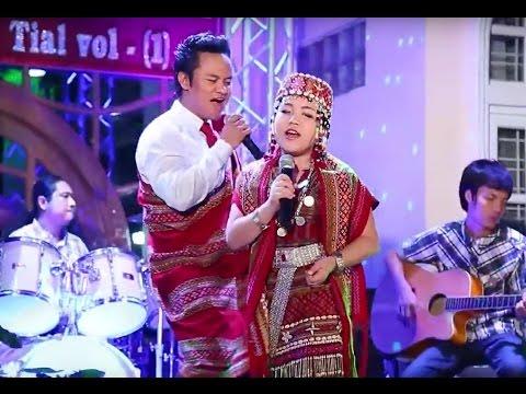 Vanlalsailova & Bawi Chin Tial || Nan Herh Mi Kan Pek Hna Lai || Pathian hla thar