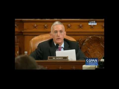 Rep. Gowdy questions Director Comey during Intelligence hearing - Part Two