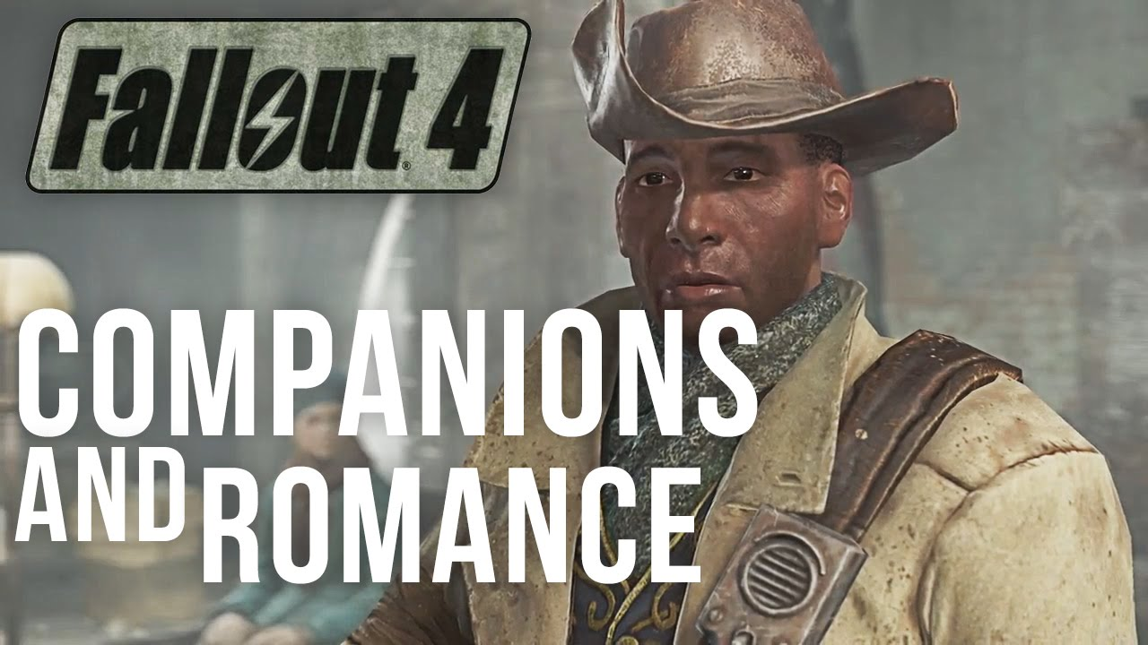 fallout 4 how to find where your companions are