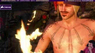Zabawy weselne Geralta i Shani - Wiedzmin 3: Dziki Gon (#69) / 27.01.2019 (#5)