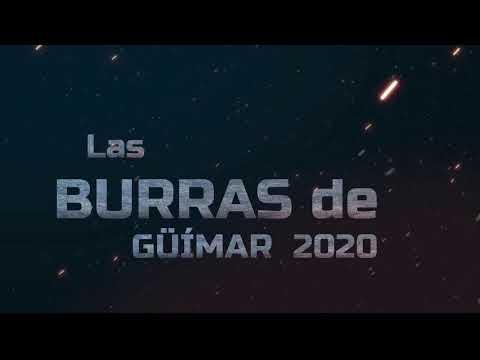 DIRECTO CARNAVAL. Las Burras de Güímar y Entierro de la Sardina 2020. #Tenerife