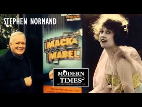 Modern Times Podcast #10 - ALL ABOUT AUNT MABEL! (Stephen Normand Interview)
