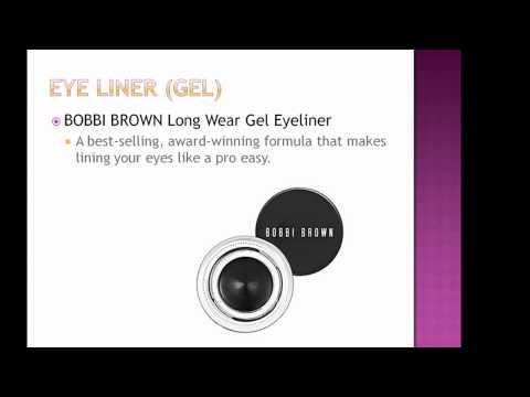 beauty product (eyes) EDCI 339