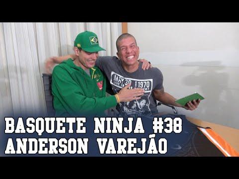 Basquete Ninja #38 - Anderson Varejão