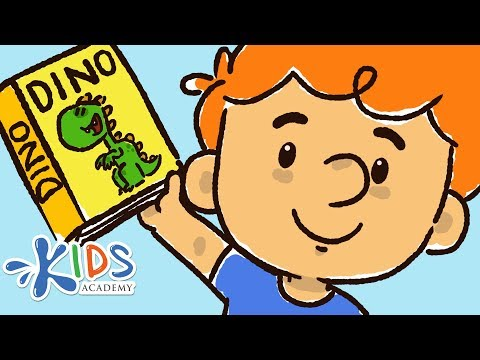 Library for Kids: Rules, History & Manners | Social Studies for Children | Kids Academy