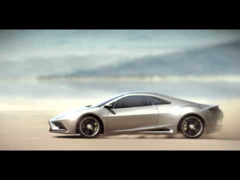2010 Lotus Elan Concept - YouTube