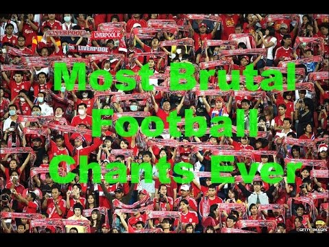 The 5 Most Brutal Football Chants Ever | Hd