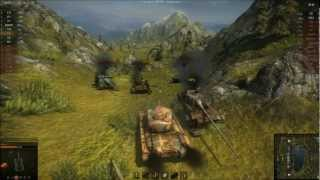 World of Tanks - Patch 8.0 Second Test Changes and the T30 Tier 9 Tank Destroyer