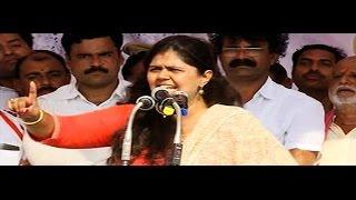 Pankaja Munde Full Speech At Bhagwangad