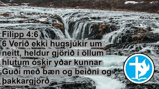 Ræðumaður: Snorri Óskarsson Hvítasunnukirkjan í Keflavík samanstendur af fólki sem vill fylgja Jesú Kristi. Við trúum að Jesús Kristur sé svarið, eins og sjá má ...