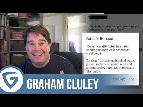 "Don't you dare say ""Everyone will know"" on Facebook! 