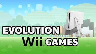 Evolution of Wii Games 2006-2015