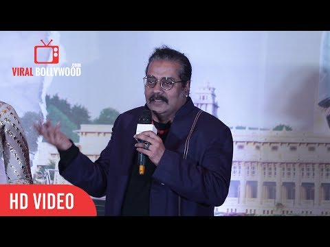 Hariharan Full Speech | Partition 1947 Movie | Music Launch | Viral Bollywood