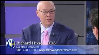 The Latest in Dental Implants, Little Rock, AR Dentist Richard Hixson DDS