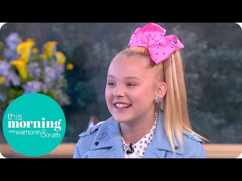 JoJo Siwa Will Never Let the Haters Bring Her Down | This Morning