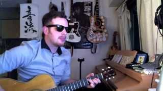"A cover of JUDY & MARY's ""Sobakasu"" by Nelson Babin-Coy FACEBOOK! h..."