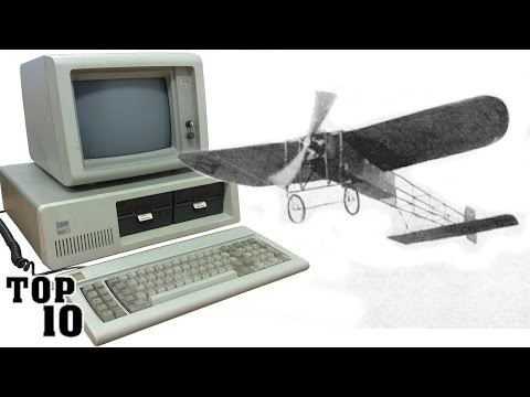 Top 10 Inventions That Changed The World