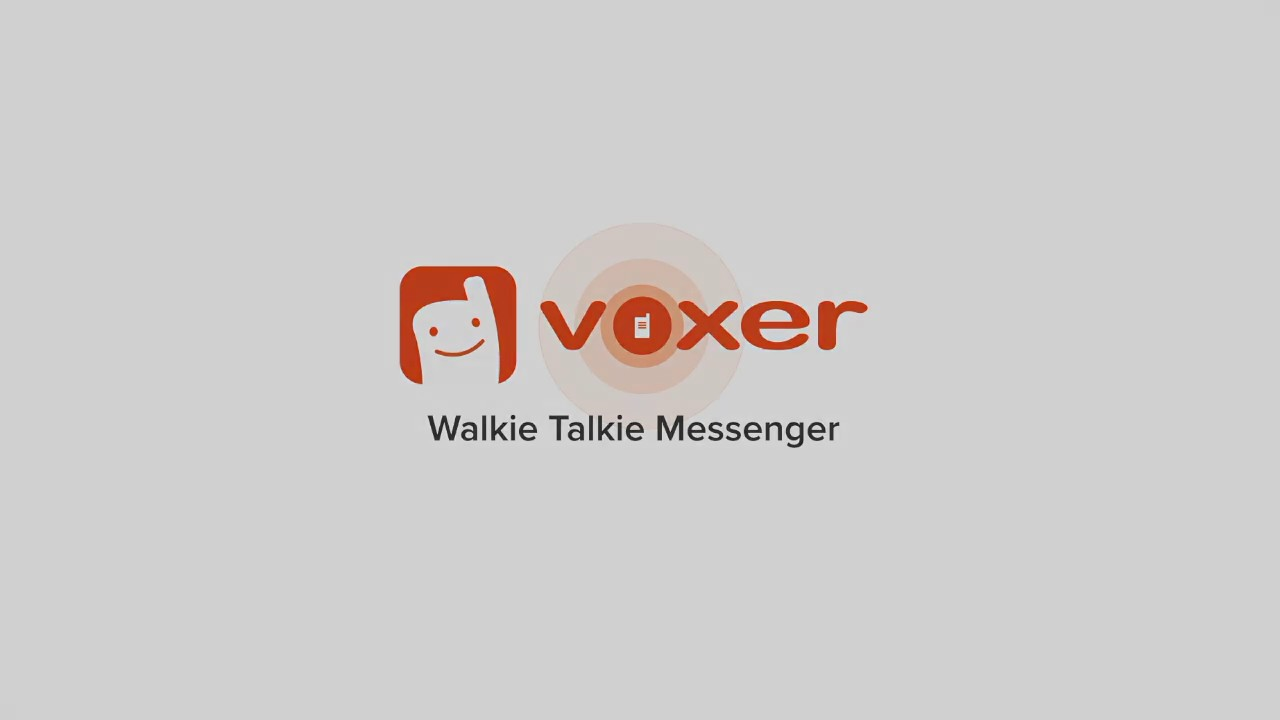 Walkie Talkie App for Team Communication | Voxer