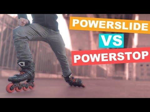 POWERSLIDE VS POWERSTOP