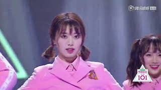 Produce 101 CHINA 创造101 Pick Me MV 2nd ver