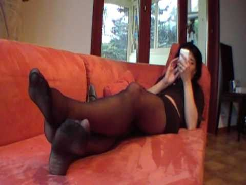 Pantyhose, feet and sexy legs from Aga from YouTube · Duration:  6 minutes 42 seconds