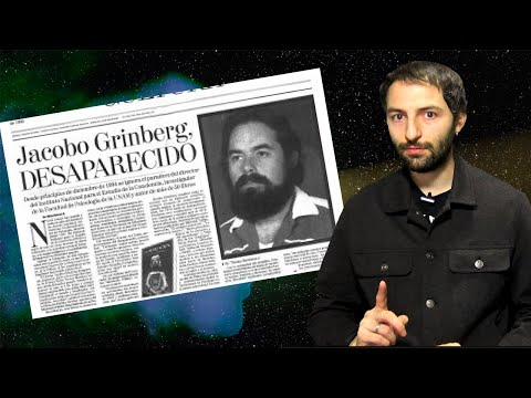JACOBO GRINBERG el hombre que DESAPARECIÓ tras publicar SECRETOS de CHAMANES y LA MENTE HOLOGRÁFICA