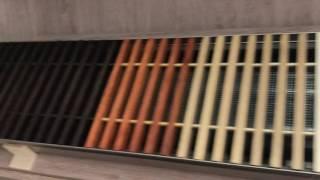 POLVAX KE | KEM обзор внутрипольных конвекторов без вентилятора