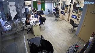 Salon Webcam   Long Blonde Gets a Bob and Dark Bob Gets Trimmed Afterwards