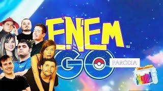 ENEM GO (Paródia Pokémon Go) feat. professores