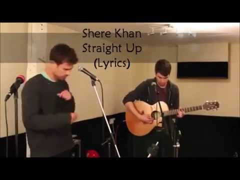 Shere Khan Straight Up with Lyrics  (Theo James)