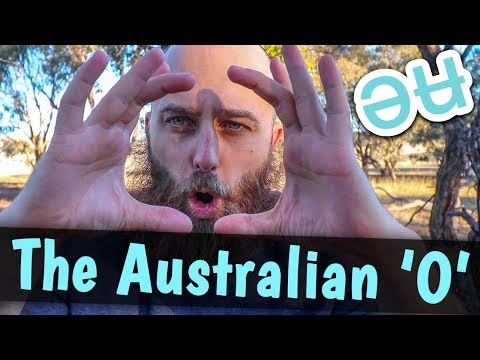 The Australian 'O' | Aussie English Accent Pronunciation