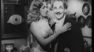 UNA NOTTE SUI TETTI (1949) Con I Fratelli Marx - trailer Cinematografico