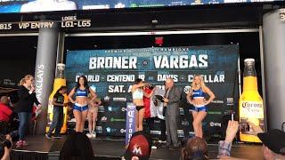 Broner Vargas weigh ins - EsNews thumbnail