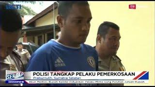 Bejat! Sopir Travel di Prabumulih Perkosa Penumpang Gadis di Tengah Hutan - Sergap 02/04