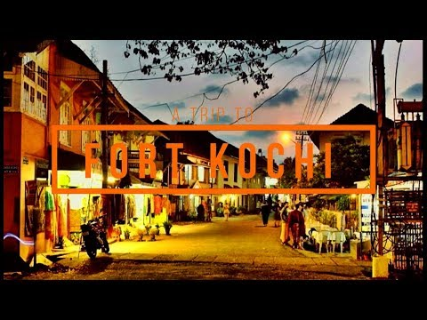 A Trip To Fort Kochi!